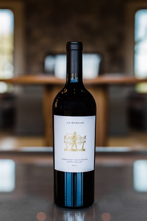 2018 JH Wheeler Napa Valley Cabernet Sauvignon 750ml
